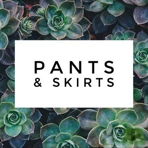 Accessories - Pants & Skirts